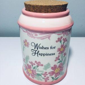Vintage, excellent quality porcelain pot, a real w
